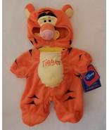 NEW Build A Bear Clothes - Disney Winnie the Pooh Tigger Costume 2 Pc NWT - $39.99