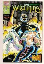 Marvel Comics UK Wild Thing #3 June 1993 [Comic] [Jan 01, 1993] Duke Mig... - $4.89