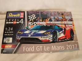 1/24 Revell German Release Ford GT Le Mans 2017 1st GTE Pro Class Decals... - $40.14