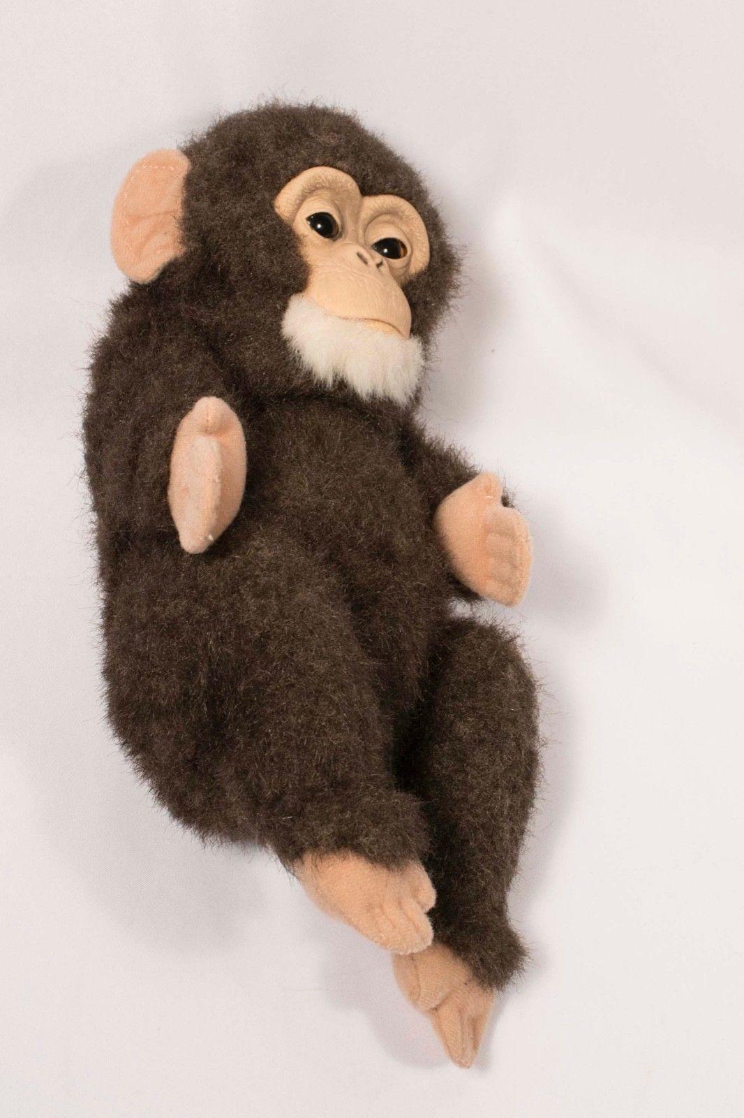 FurReal Friends Newborn Chimp Baby Animated Plush Monkey Working Hasbro