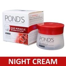 Pond's Age Miracle Night Cream Deep Action Retinol-C Wrinkle Corrector 10g - $7.14