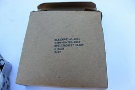 Janitrol B38C37, 89513 Aircraft Coupling Clamp New image 3
