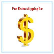 Shipping cost, Extra fee,Freight charges - $4.95