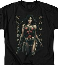 Wonder Woman t-shirt American superhero DC comics graphic tee WWM107 image 3