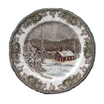 Johnson Brothers Friendly Village 4 Dinner Plates Nuovo in The Box - $76.13