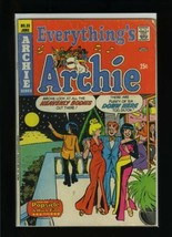 Everything's Archie #33 G 1974 Archie Comic Book - $1.95