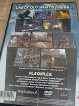 Sony PS2 JamPack Volume 13 DEMO DISC image 2