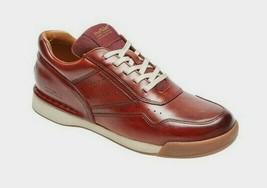 New Rockport Men's Prowalker 7100 LTD Lace up Walking Sneaker Burgundy 9... - $95.99