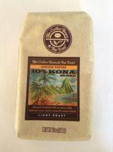 The Coffee Bean & Tea 10% Kona Blend Ground 2 Bags BUY 3+ GET FREE REFIL... - $16.03