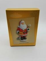 "Hallmark Keepsake Ornament Club Exclusive ""Santa Nutcracker"" w box - $9.85"