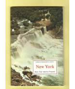 Book -- NEW YORK (American Geographical Society KNOW YOUR AMERICA Editio... - $3.50
