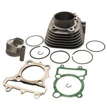 Cylinder Piston Gasket Ring Top End Kit for Yamaha Timberwolf 250 YFM250 1992-00 - $92.07