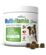 VitaTails Multivitamin Soft Chew Functional Treat for Dogs - 60 Count - $14.95