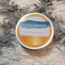 Lavish Quick Color Switch Dry Makeup Brush Cleaner Unboxed Condition:New... - $14.99