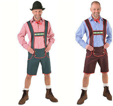 "Bavarian Lederhosen  Oktoberfest Costume ""Value""  in 28-44"" waist  - $24.62+"