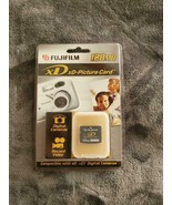 NEW FUJIFILM 128MB XD PICTURE CARD FOR XD DIGITAL CAMERAS -  SEALED - $45.00