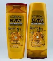 L'Oreal Elvive Extraordinary Oil Sunflower (1) Shampoo & (1) Conditioner... - $14.99