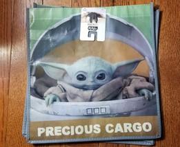 Star Wars: The Mandalorian Baby Yoda Precious Cargo Grogu Reusable Tote Bag