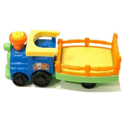 Fisher-Price ~ Little People Choo Choo Zoo Train  With Sound. - $7.41