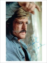 Robert Redford Autograph *Butch Cassidy and the Sundance Kid* Signed 10x... - $97.50