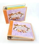 Creating Keepsakes Fun Photos Memories More Binders Book Lot Scrapbook I... - £17.86 GBP