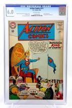 Action Comics #311 CGC Grade 6.0 D.C. Comics 4/64 - $93.14