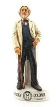 Kentucky Colonnello Decanter Wilbro Inc Serie 1 Uno Distinto Cowboy Rare... - $75.98