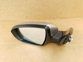 13-15 Kia Optima Side View Door Mirror Manual Folding Driver Left - LH (6Wire) image 5