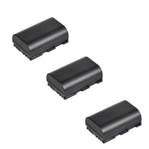 3x Extra Battery for LP-E6N Canon 6D 7D 80D 5D Mark III Mark IV - $42.54