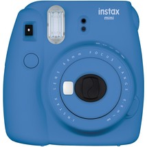 Fujifilm Instax Mini 9 Instant Camera (cobalt Blue) FDC16550667 - $79.33