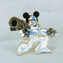 Star Wars Clone Trooper Cartoon Style Disney Pin 39254 - $11.57