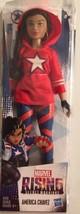 America Chavez Hasbro's Rising Secret Warriors Superheroine Action Figur... - $15.47