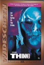 Stephen King's Thinner DVD