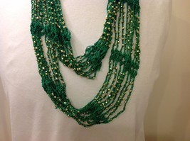 Shanghai Scarf with Sparkle or Beads Dress up your Scarves and Outfit