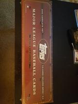 2002 topps brown factory baseball set sealed! - $47.99