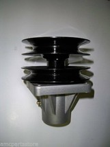 Spindle Assembly + Pulley (756-0603) For MTD 618-0112 618-0117 918-0112 918-0117 - $44.50