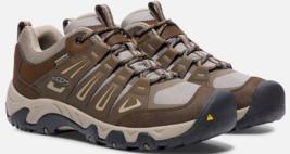 Keen Oakridge Size US 13 M (D) EU 47 Men's WP Trail Hiking Shoes Brown 1015311