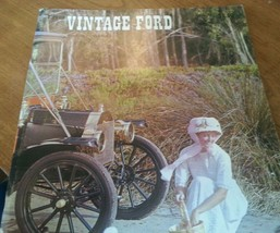 "The Vintage Ford Magazine 1972 Model ""T"" Club VOL 7 NO1 - $11.06"