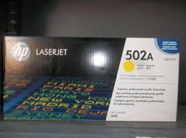 HP Print Cartridge 502A #Q6472A - $25.00