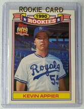 1991 Topps Kevin Appier #2 of 33 Jumbo Pack Glossy Rookies Rare KC Royals - $0.99