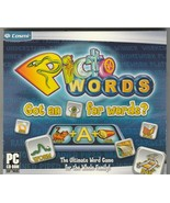 PictoWords PC CD-Rom Game by Cosmi & TikGames for Windows Vista / XP /2000 - $9.90