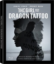 The Girl with the Dragon Tattoo [Blu-ray + DVD]
