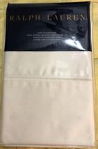 Ralph Lauren Rl 624 Cotton Sateen King Pillowcases Hollywood Cream New $130 - $47.50