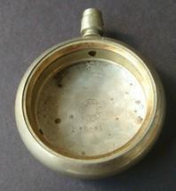 Vintage Pocket Watch Case Alaska Silver no crystal - AS IS - $22.71