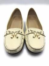 Stuart Weitzman Womens White Tassel Loafers US Size 7.5 - $37.78