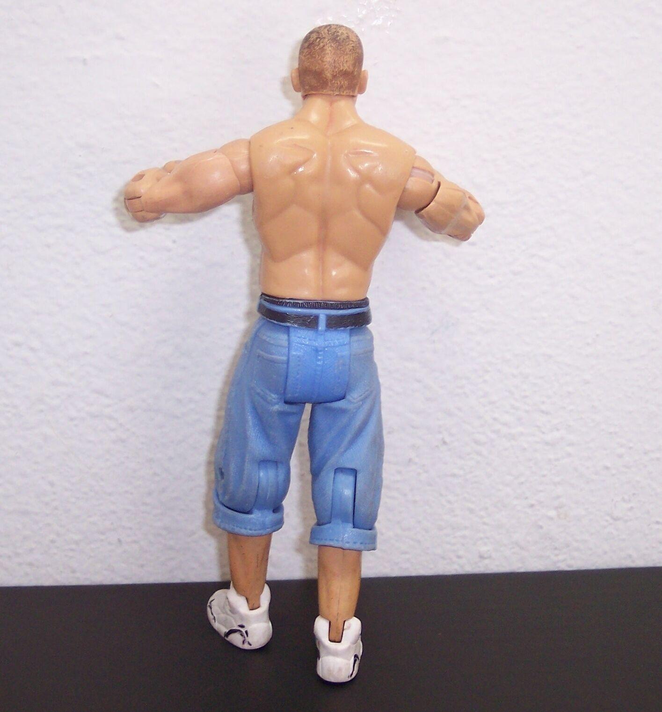 "Jakk's Pacific WrestleMania 25 : ""John Cena"" 7""  Action Figure WWE WWF {2713} image 2"