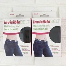 Invisible Belt Flattering Smoothing Functional No Back Gap, One Size, Bl... - $16.10