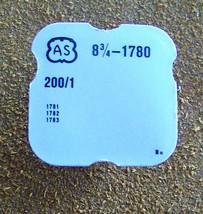 A Schild 8 3/4 L cal 1780  part #200/1 Driving Wheel Watch Part  - $15.00