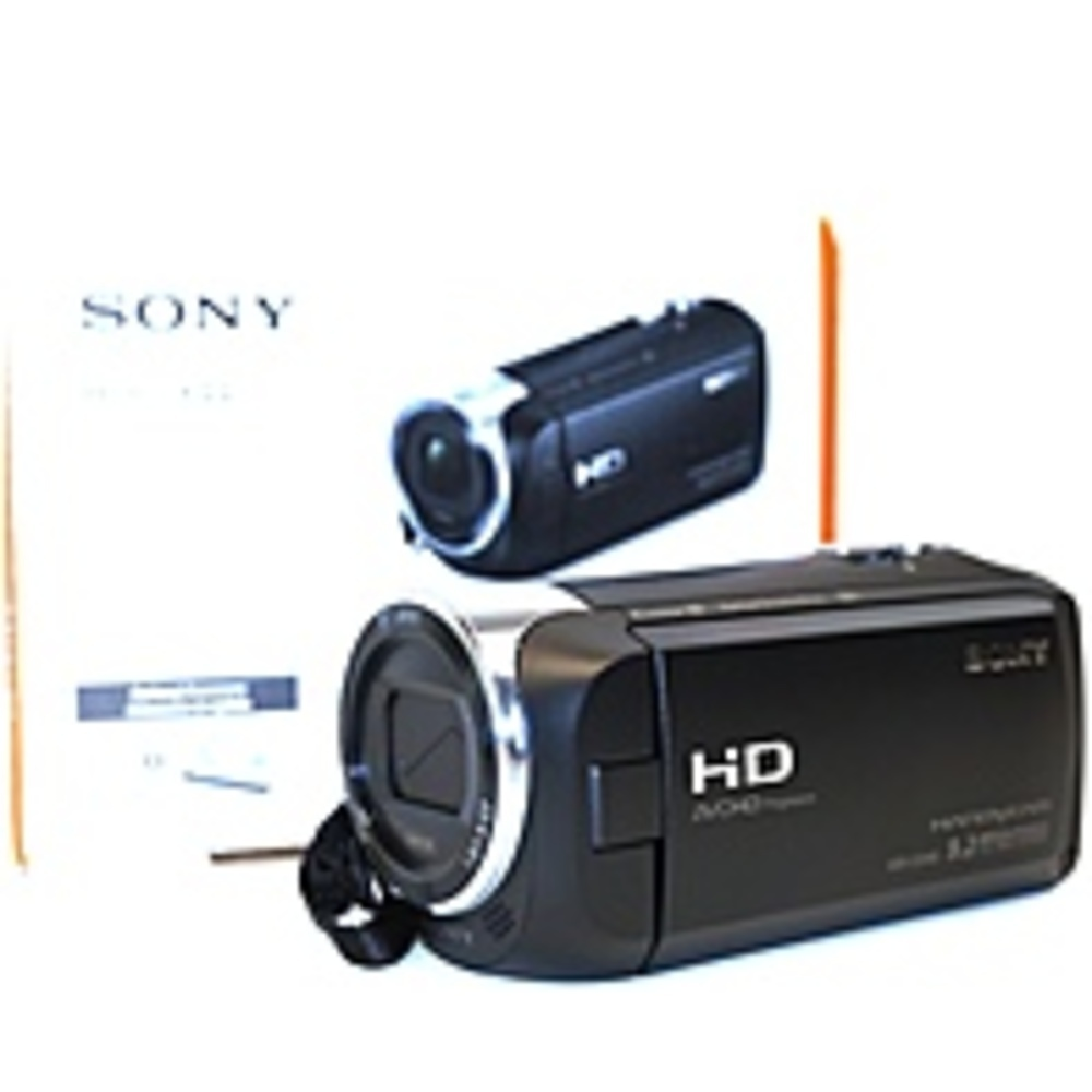 Primary image for Sony CX440 HDR-CX440/B Full HD 60p Video Recording Handycam Camcorder - 30x Opti