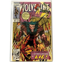 Marvel Comics Wolverine #49 Marvel Comics Very Fine / Near Mint - $14.99